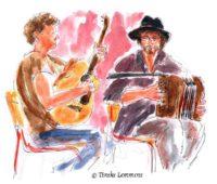 Wouter en de Draak dor Tineke Lemmens3